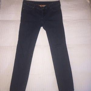 Tory Burch skinny jeans, legging (capri/crop)